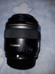 Lente Canon efs 60mm macro f2.8
