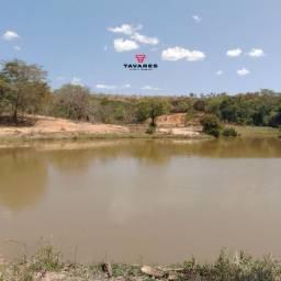 Terrenos de 20.000 m² com lagoa e muito verde em Codisburgo