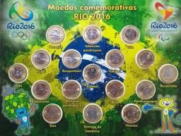 Coleção completa olimpíadas