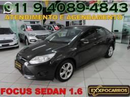 Ford Focus Sedan 1.6 S - Ano 2014 - Bem Conservado