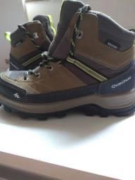 Botas para trekking infantil Quechua Tam 31