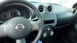 Nissan march 2014 completo com motor 1.6
