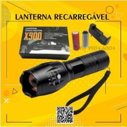 Lanterna para uso diverso x 900 pilha e bateria