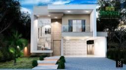 Título do anúncio: Casa com 5 dormitórios à venda, 280 m² por R$ 1.050.000,00 - Santo Antonio - Eusébio/CE