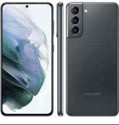 Smartphone S21 128GB CINZA (lacrado na caixa)