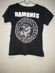 Camiseta original dos Ramones