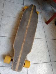 Vendo long board usado