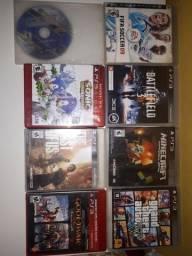 Jogos DVDs para PS3