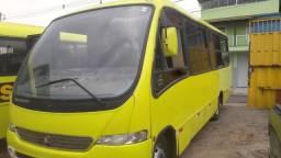 Micro ônibus Sênior MB 814