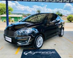 Ford Ka Titanium 1.5 AT 2019 - Zerado - 25 mil km