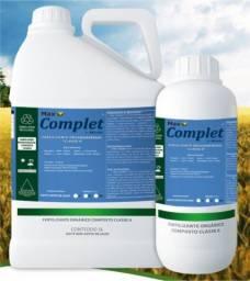 Nitro Max - Fertilizante mineral simples / Max Complet  Fertilizante Organomineral