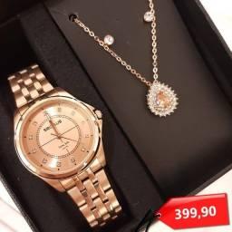 Relógio Kit Seculus