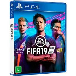 FIFA 19 - vendo ou troco - PlayStation 4 - Mídia Física