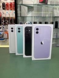 iPhone 11 - Lacrado - Loja Física - 1 ano de garantia