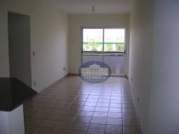 Apartamento residencial para locação, Jardim Sumaré, Araçatuba.