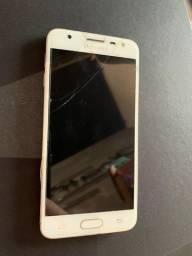 Samsung Galaxy J5 Prime Rosa - Usado - Dual Sim - 32g