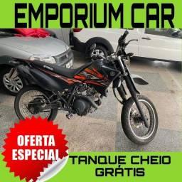 COM MIL DE ENTRADA!!! YAMAHA XTZ 125 ANO 2015