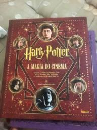 Livro Harry Potter e a Magia do Cinema