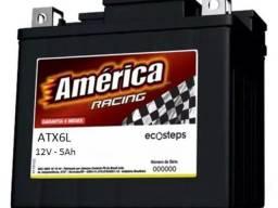 Bateria América Racing ATX6C