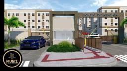 Título do anúncio: R Condomínio fechado , menor preço, 2 quartos com Lazer Completo!