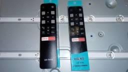 Controle TCL  smart Tv Android 40 50 65 32 Polegadas Rc802v