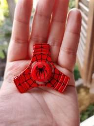 Spinner Homem-Aranha + suporte