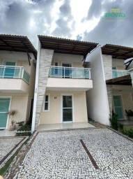 Casa com 3 dormitórios para alugar, 91 m² por R$ 1.600/mês - Tamatanduba - Eusébio/CE