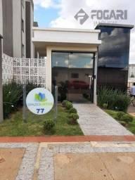 Apartamento com 2 quartos no CONDOMINIO SPAZIO LOTUS - Bairro Operária em Londrina