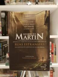 """""""Ruas Estranhas"""" de George. R. R. Martin NOVO"""