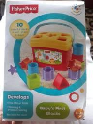 Fisher Price Baby First Blocks