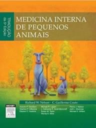 Livro - Medicina interna de pequenos animais