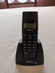 Telefone sem fio marca Intelbras