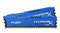 Memória gamer Kingston Fury Hyper DDR 3