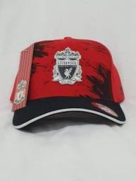 Boné Nike Liverpool Vermelho