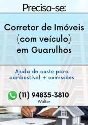 Corretor de Imóveis em Guarulhos