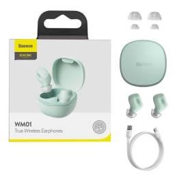 Fone Bluetooth Baseus WM01