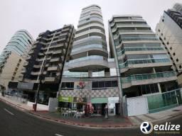 AP00503 Apartamento Mobiliado de 3 quartos + DPE na quadra do Mar da Praia do Morro