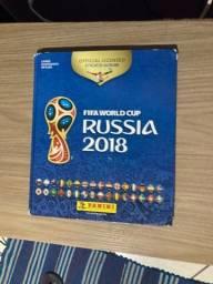Álbum Da Copa Do Mundo De 2018
