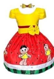 Vestido temático infantil