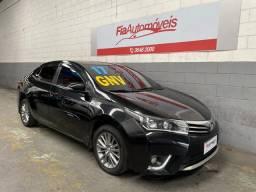Toyota Corolla XEi 2.0 completo 2017