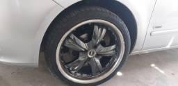 rodao com pneus 17