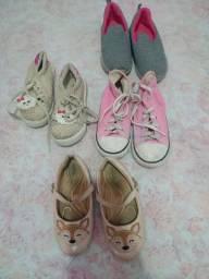 Lotinho de calçados