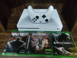 Xbox one s 1tb troco