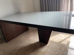 Conjunto Mesa de jantar + 5 cadeiras