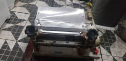 Cilindro elétrico para massa amargo