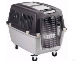 Caixa transporte para cães
