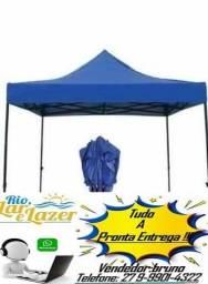 tenda articulada e sanfonada 3x3