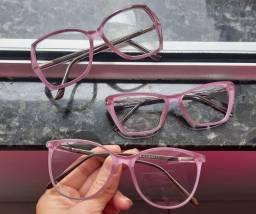 Lote de armações - óculos