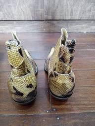 Bota de Couro Vimar Boots
