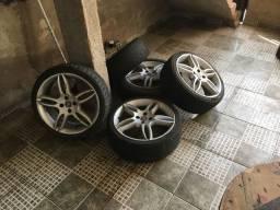 Rodas 17 Fiat stillo dualogic